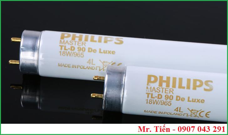 Bóng đèn Philips Master TL-D De Luxe 18W/965