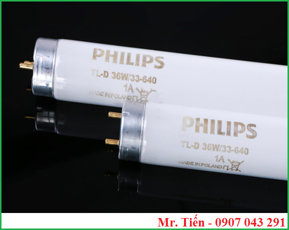 Bóng đèn Philips TL-D 36W/33-640 Made in Holland