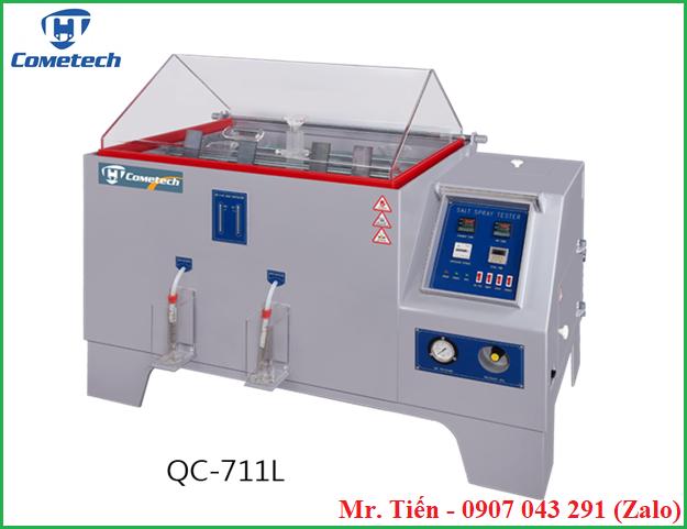 Buồng phun sương muối (Salt Spray Tester) QC 711L hãng Cometech