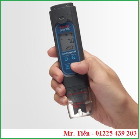 Bút đo pH nước Expert pH hãng Eutech
