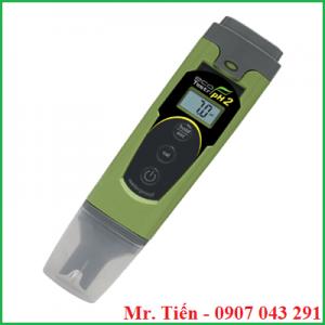 Bút đo pH nước nuôi tôm, cá EcoTestr ph 2 hãng Eutech giá rẻ siêu bền