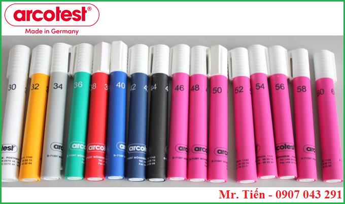 Bút thử sức căng màng nhựa Corona hãng Arcotest (Surface Energy Testing Pen)