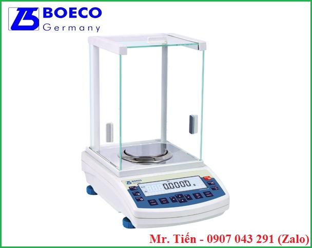 Cân phân tích phòng thí nghiệm Bas 31 Plus hãng Boeco