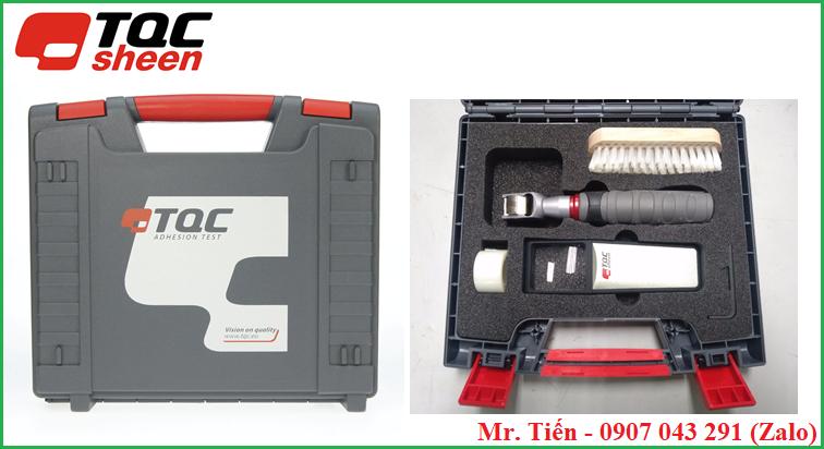 Cung cấp bao gồm của bộ dao cắt đo độ bám dính sơn CC1000 TQC Sheen Adhesion Test
