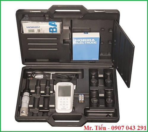 Cung cấp bao gồm của máy đo Oxy hòa tan DO 110 Horiba