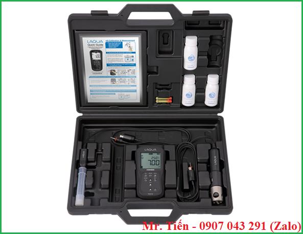 Cung cấp bao gồm của máy đo Oxy hòa tan và pH trong nước thải PD210 Horiba