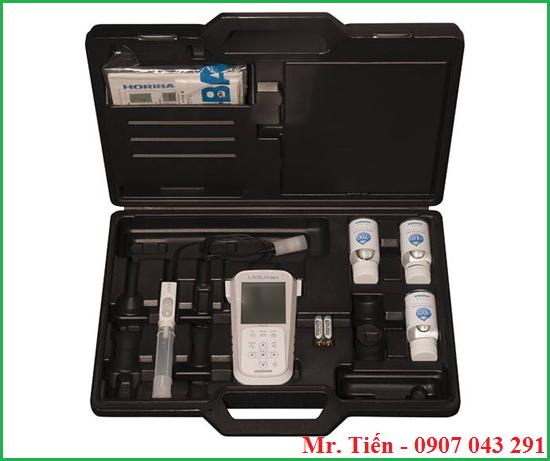 Cung cấp bao gồm của máy đo pH nước pH 110 Horiba