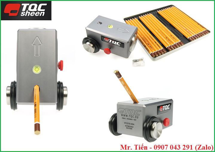 Dụng cụ kiểm tra độ cứng màng sơn khô (Pencil Hardness Test) VF2378 hãng TQC Sheen
