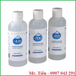 Dung dịch chuẩn pH 4.01/7.00/10.01 hãng Horiba Nhật Bản