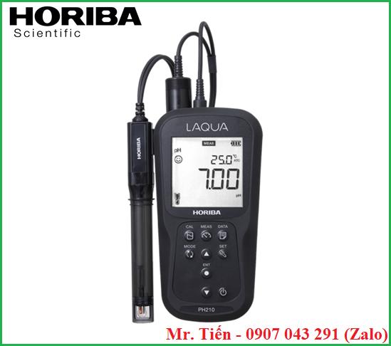 Electrode 9652-10D đi chung với máy đo ph nước hàng Horiba