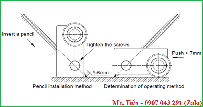 Hướng dẫn sử dụng dụng cụ đo độ cứng bút chì (Pencil Hardness Tester)