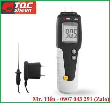 Máy đo độ ẩm của gỗ (Wood Moisture Tester) LI9050 hãng TQC Sheen (Hà Lan)