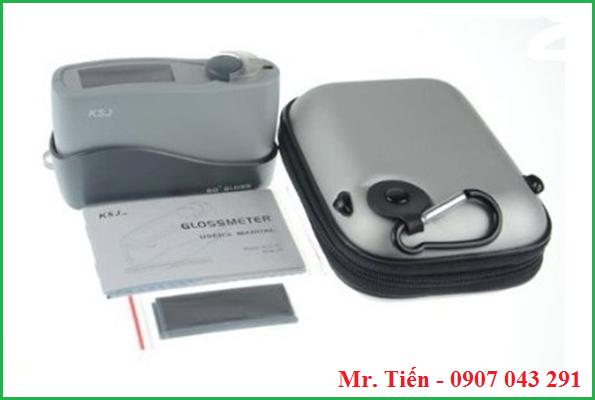 Máy đo độ bóng bề mặt vật liệu MG6-F1 hãng KSJ