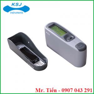 Máy đo độ bóng của sơn, gỗ, nhựa, đá, kim loại MG268-F2 hãng KSJ Trung Quốc giá rẻ