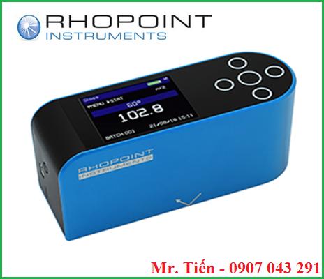 Máy đo độ bóng gỗ Gloss meter hãng Rhopoint (Anh)