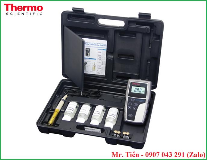 Máy đo độ dẫn điện cầm tay COND6+ hãng Eutech Thermo Scientific