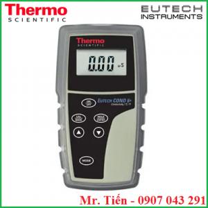 Máy đo độ dẫn điện Conductivity Thermo Scientific Eutech COND6+