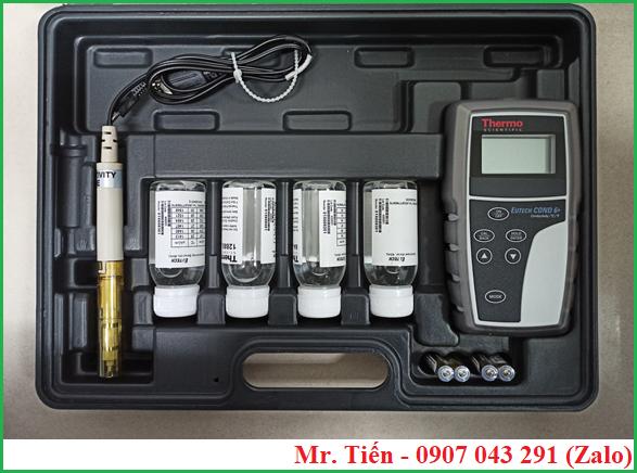 Máy đo độ dẫn điện trong nước COND6+ hãng Eutech Thermo Scientific