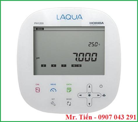 Máy đo pH nước 3 số lẻ LAQUA pH1200 Horiba Scientific