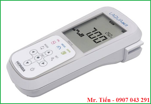 Máy đo pH nước pH 110 hãng Horiba Nhật Bản