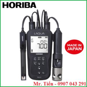 Máy đo pH và Oxy hòa tan trong nước LAQUA PD 210 hãng Horiba (Nhật Bản)