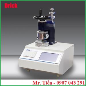 Máy kiểm tra độ bền bục giấy, bìa cát tông DRK109A hãng Drickinstrument