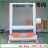 Máy kiểm tra độ bền chịu nén thùng giấy Carton (Compression Strength Tester) DRK 123 Drick