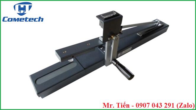 Máy kiểm tra độ bền màu vải ma sát dạng cơ (Manual Crock meter) QC 621A hãng Cometech