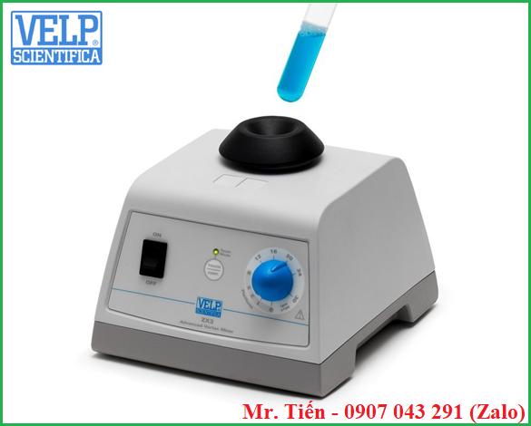 Máy lắc ống nghiệm phòng Lab (Vortex Mixer) ZX3 hãng Velp
