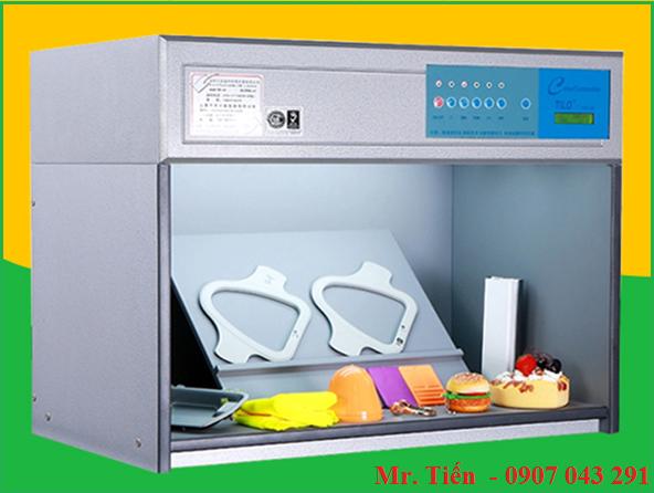 Tủ phân biệt màu sắc chuẩn hãng Tilo Color Light Box T60(4)