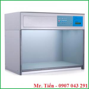 Tủ xem màu sắc thực của vải, sơn, giấy, nhựa Color Light Booth T60(4) Tilo